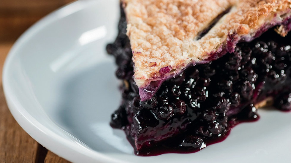 Blueberry Pie - Six Inch