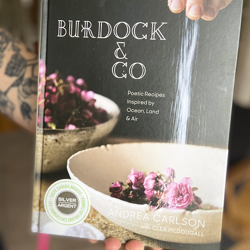 Burdock & Co Cookbook