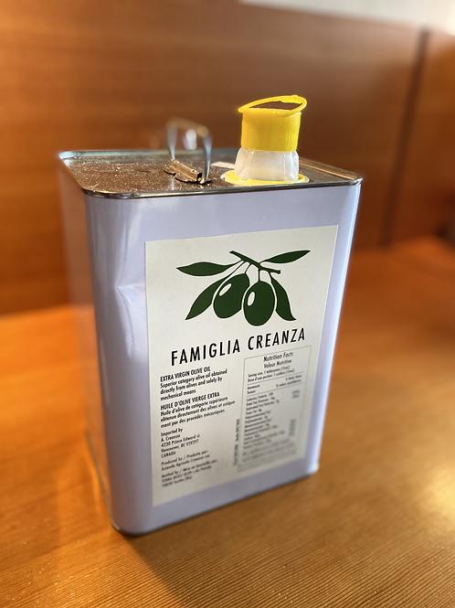 Messor Famiglia Creanza Extra Virgin Olive Oil
