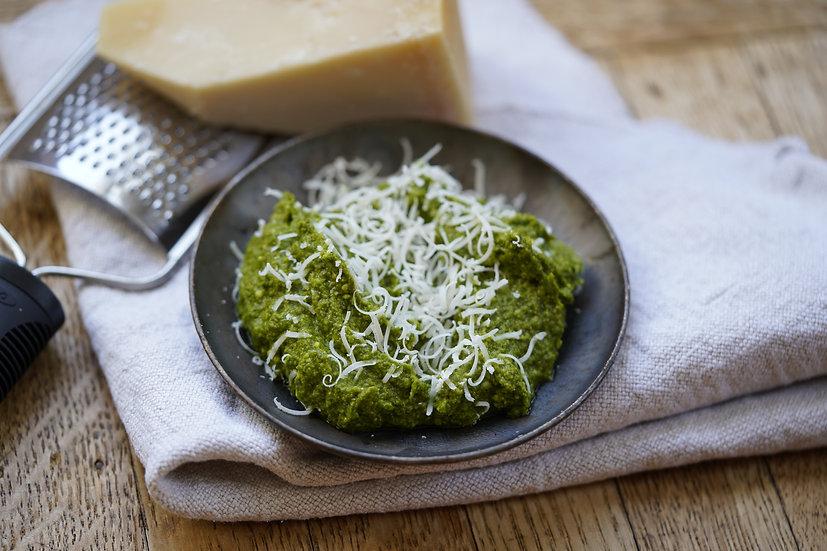 Organic Pesto -  Asparagus & Walnut