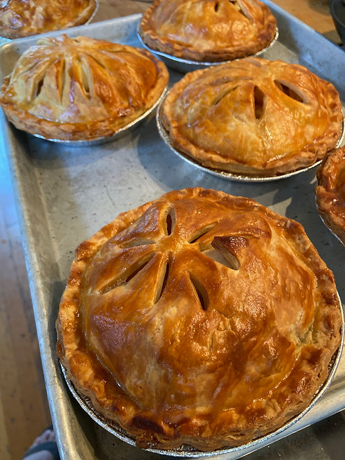 """6"""" Organic Apple Pie"""