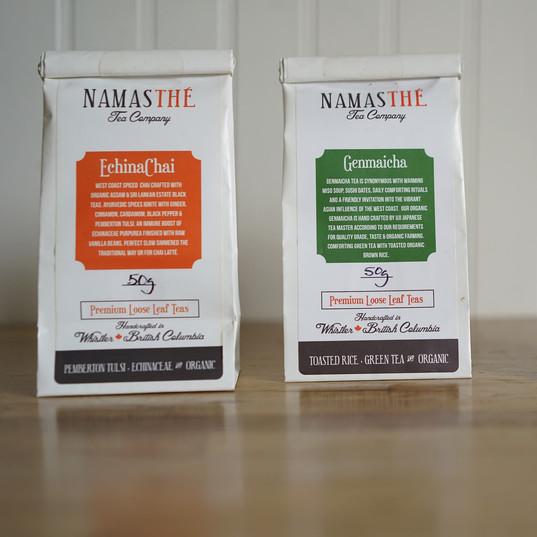 Namasthé Tea