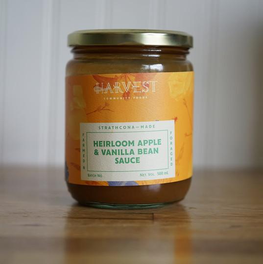 Harvest Apple Sauce