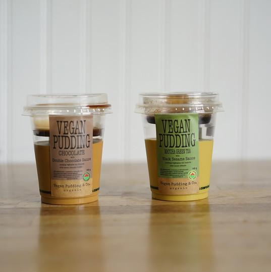 Vegan Pudding & Co