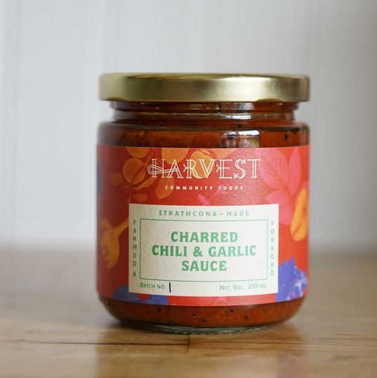 Harvest Charred Chili Sauce
