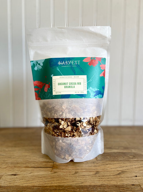 Harvest Coconut Almond Granola