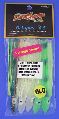 Voltage Tuned Hoochie Packs