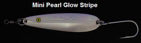 Mini Pearl (glow stripe) 3.5 & 4.0