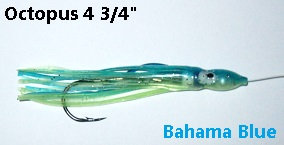 Bahama Blue 'voltage tuned' hoochie