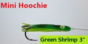 Green Shrimp 'voltage tuned' shortie