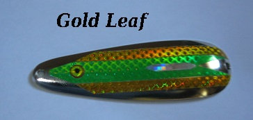 """2 7/8"""" inch casting spoons 5/8 oz or 16 g"""