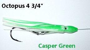 Casper Green 'voltage tuned' hoochie
