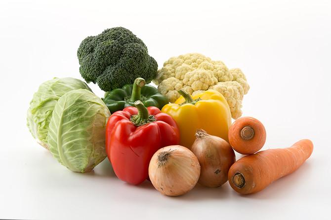 Roasted Vegetable Pilaf