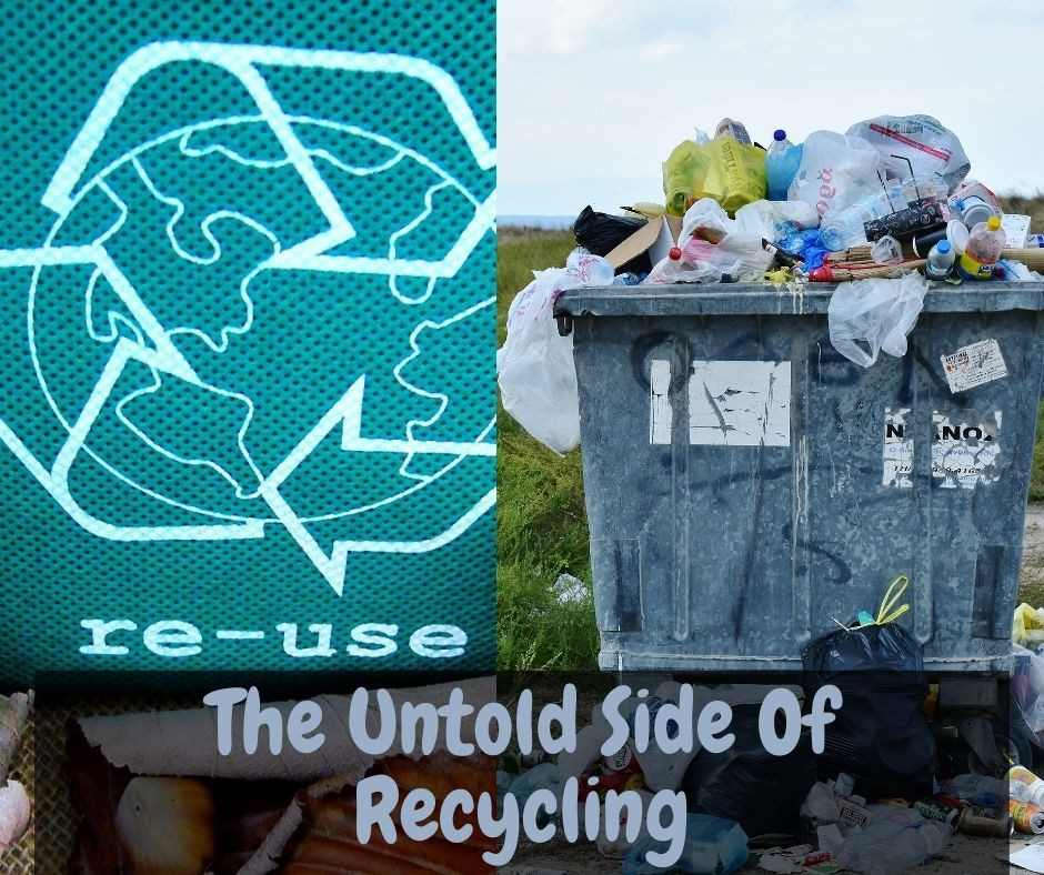 The dark side of recycling: Is recycling a myth?