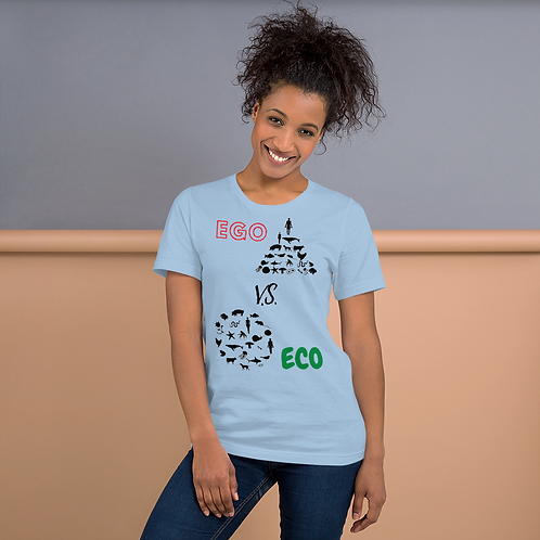 Make A Difference Organics - Ego VS Eco