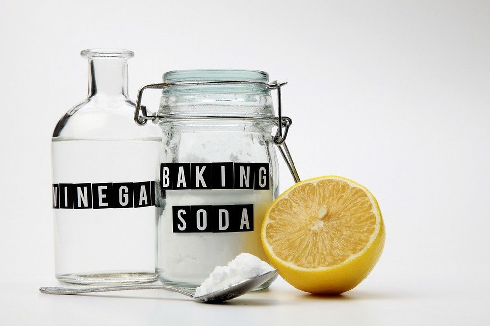 make a difference organics uses for baking soda and history