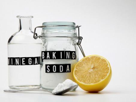 Baking soda - The wonderful uses of sodium bicarbonate.