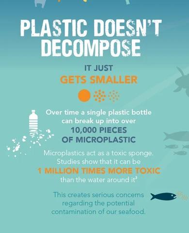 Plastic pollution | M.A.D Organics