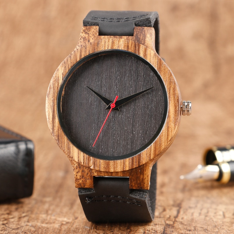 M.A.D Organics bamboo watches for men and women
