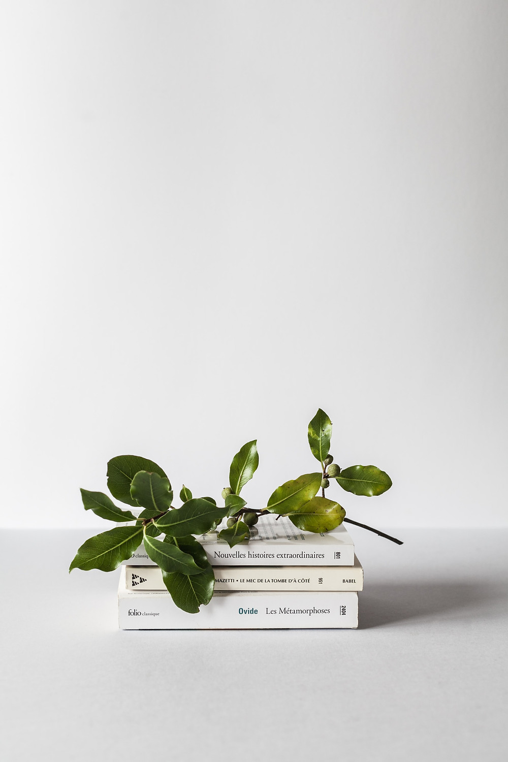 Read up on sustainability through books and social media