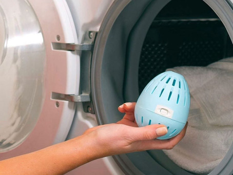 EcoEgg review - An Environmentally friendly laundry solution
