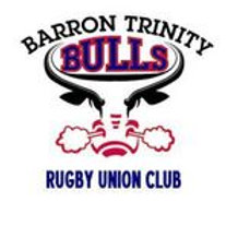 Rugby Union Ball  - Ticket On Table - BARRON