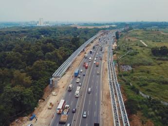 Jakarta-Cikampek Elevated Toll Expressway II (JAPEK II)
