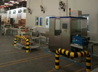 Coca-Cola Amatil Bottling Facility Installation