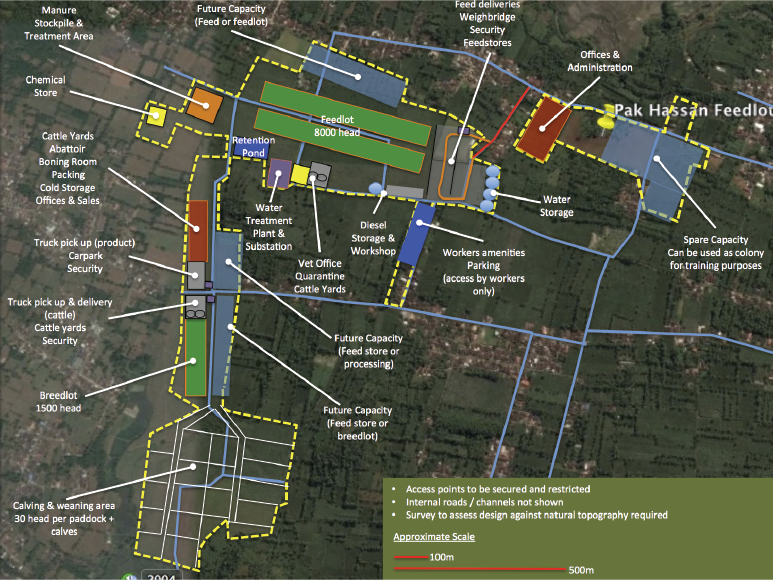 Detailed Due Diligence for Beef Feedlot Development