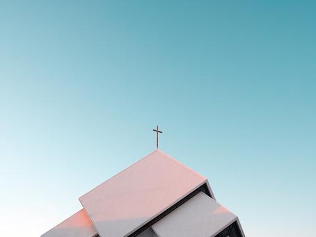 參觀教堂建築 Church Building Viewing 3/23