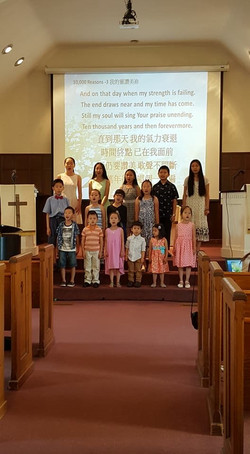 BCCC Choir