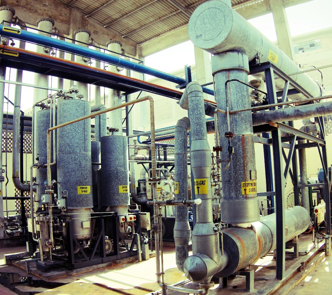 CO2 Plant