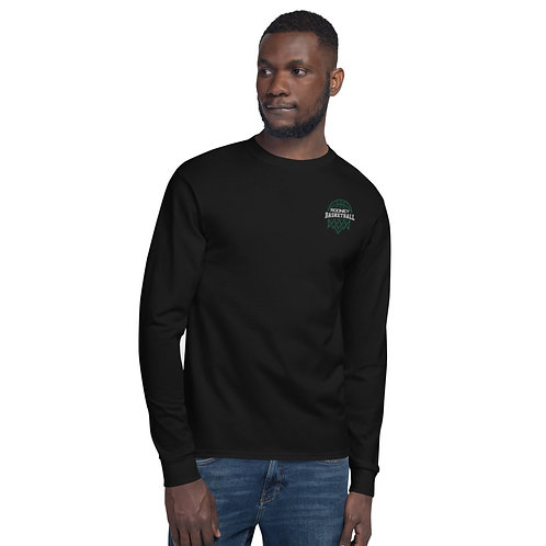 Men's Champion Long Sleeve Featuring Rodney Basketball Club Embroidered Logo
