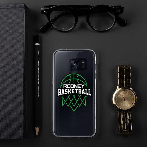 Samsung Case Featuring Rodney Basketball Club Logo