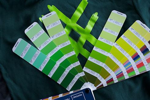 3Freunde Dasselbe in Grün Produktfotos