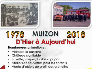 CPI MUIZON - PORTES OUVERTES 1978-2018