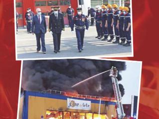 Revue annuelle - Le Sapeur-Pompier Marnais - Janvier 2021