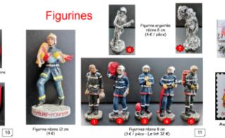 Catalogue objets Pupilles / bon de commande
