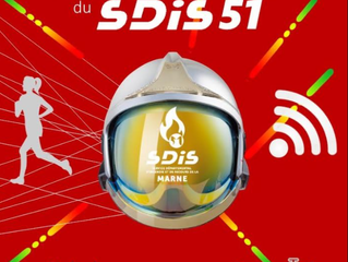 1er CROSS CONNECTE du SDIS 51