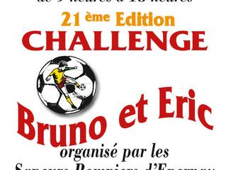 "Challenge ""Bruno et Eric"" des sapeurs pompiers d'Epernay"
