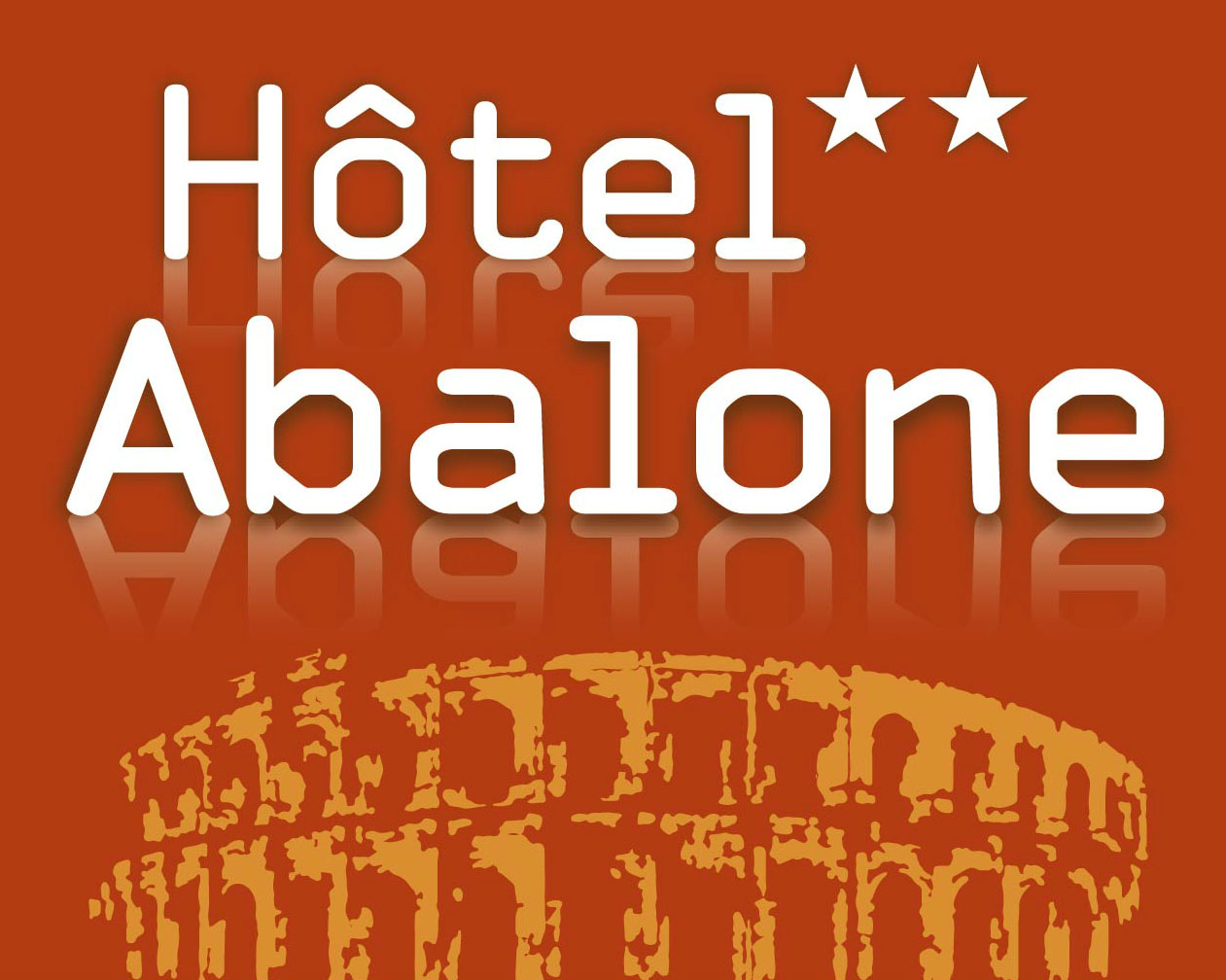 hotel nimes abalone pas cher et central nimes. Black Bedroom Furniture Sets. Home Design Ideas