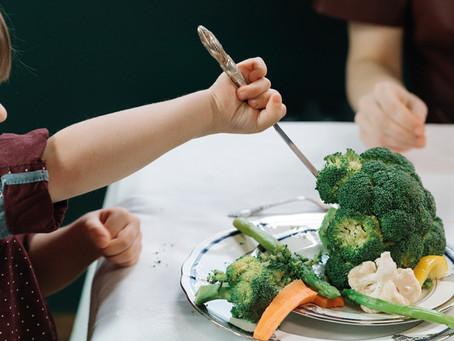 Piccoli mangiatori consapevoli crescono