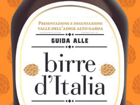 Presentazione itinerante Guida alle birre d'Italia 2021