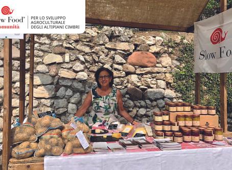 Mercato delle Terre Alte a Lavarone