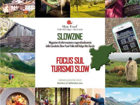 Slowzine n. 12: focus sul turismo slow