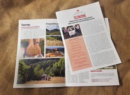 Slowzine - Magazine della Condotta Slow Food Valle dell'Adige Alto Garda