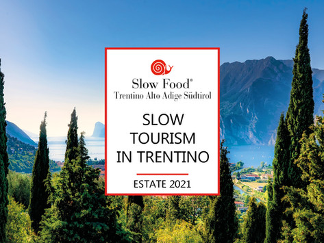 Slow Tourism in Trentino - estate 2021
