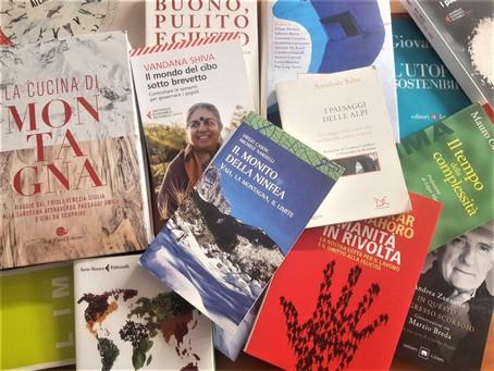 Consigli di lettura della libreria due punti - gennaio 2021