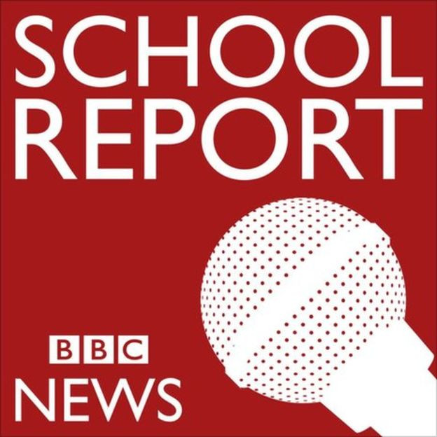 BBC News School Report Icon
