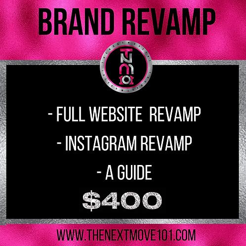 Brand Revamp Package